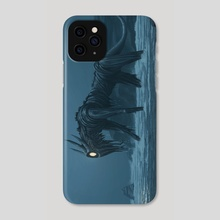 The Tide Beast - Phone Case by Holly Humphries