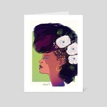 Astrid - Art Card by Devon Bragg