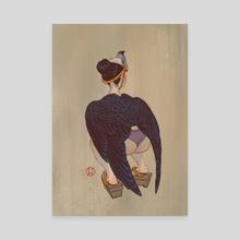Taka - Canvas by Will Murai