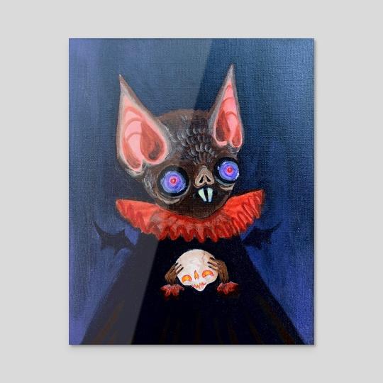 Baby Bat by Taylor Vega