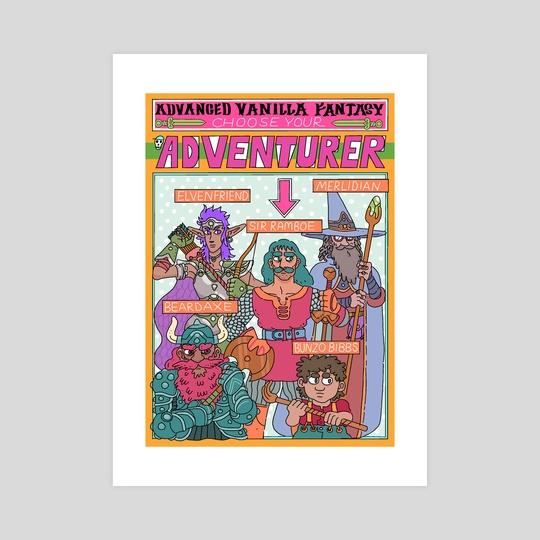 Advanced Vanilla Fantasy by Skullboy