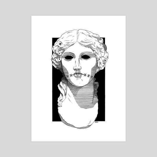 Agrippina Silenced by Bronwen MacDonald