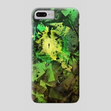 Shards #5 - Phone Case by John Petersen