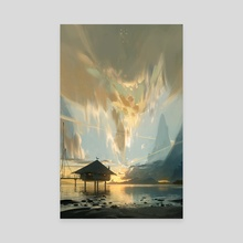 Avalon - Canvas by Ross Tran
