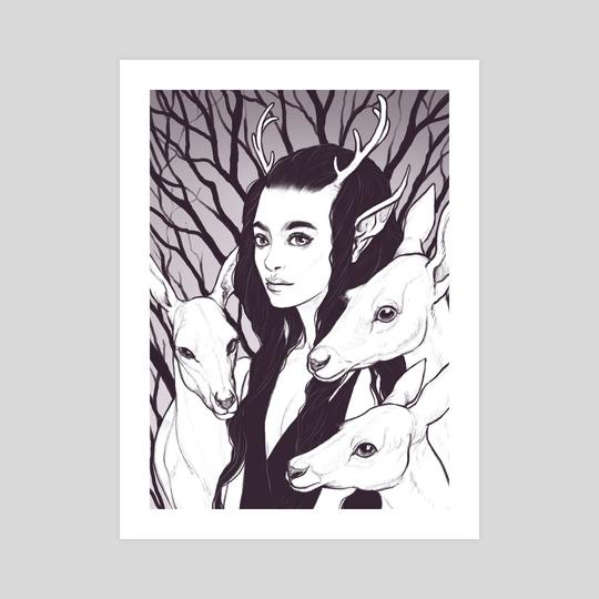 Doe Witch by Serena Archetti