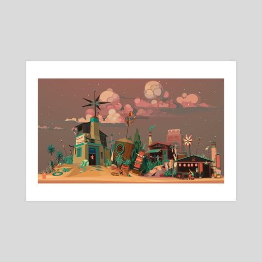 Desert 02 by Jonathan Stroh