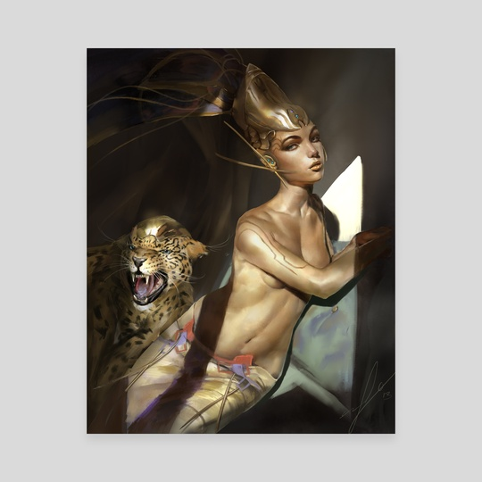 Golden Echelon by Emanuel Mårdsjö