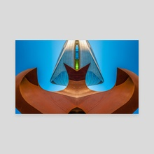 T E L U M - Canvas by Eclectic Image