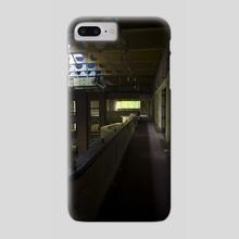 N-W II - Phone Case by Miranda Pastor