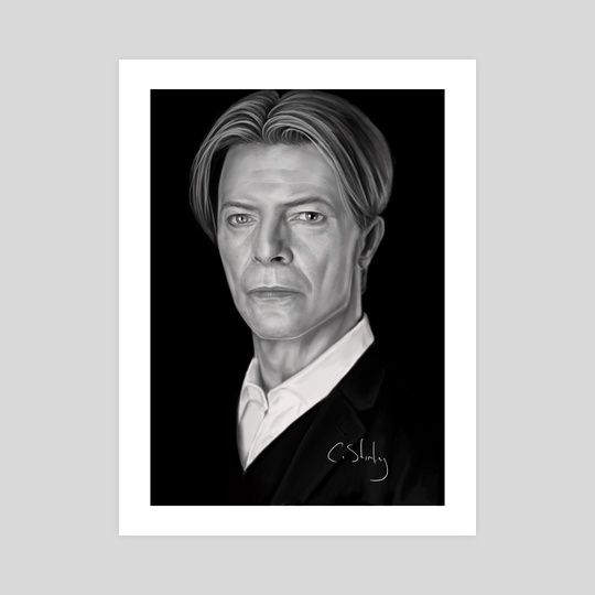 David Bowie by Craig Stirling