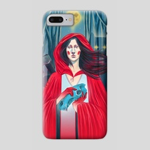 Did you forgive me? - Phone Case by Anna Labi