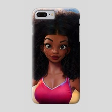 Sunshine - Phone Case by Mervin Kaunda