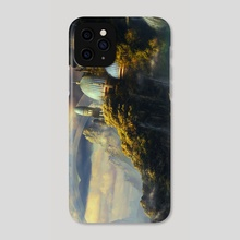 Sorcerer's Hill - Phone Case by Bobby Myers