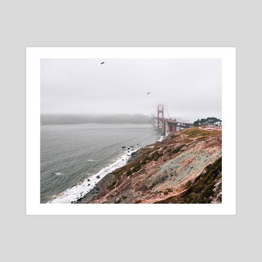 Golden Gate Bridge 1 by Mahir Sufian
