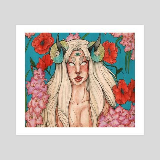 AUGUST GIRL by Miranda Davila