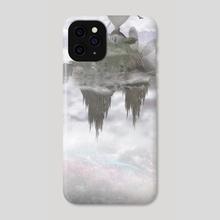 Floating Away - Phone Case by Anthony Greenblatt