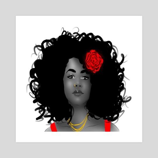 Rose by Drew Smith