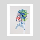 Contentment  - Art Print by Per Kunst