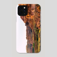 The Old West - Phone Case by Alex Tonetti