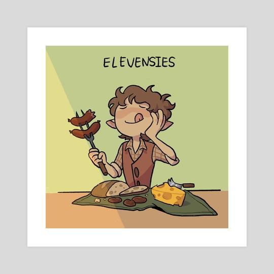Elevensies by Charlie Nagelhout