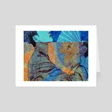 Ken - Shangri-La - Art Card by Xanthe P Russell