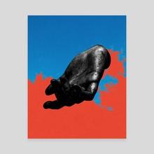 Sensitif - Canvas by Dorian Legret
