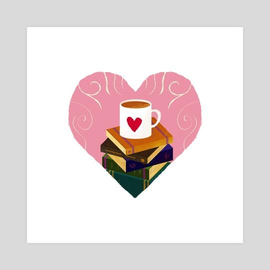 Book valentine by Carly A-F