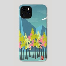 Springtime - Phone Case by Imagonarium