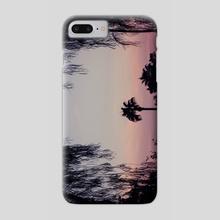 You, Me & the Sea - Phone Case by Alex Tonetti