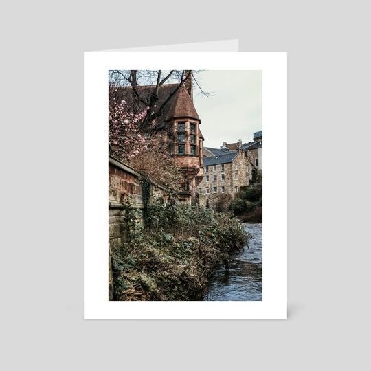 Dean Village by Gabby Secomb Flegg