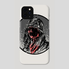 Bad face - Phone Case by barmlalisi RTB