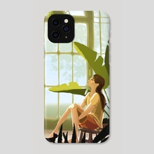 Greenhouse - Phone Case by Mélanie Bouillat