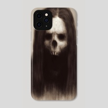 Deadhead - Phone Case by Marc Niederhagemann