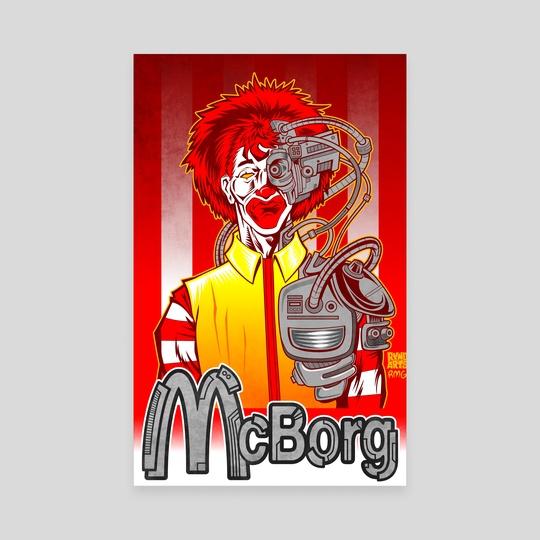 McBorg by Ryan Genovese