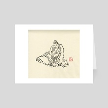 Figure - 6 - Art Card by River Han