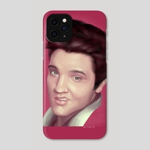 The King - Phone Case by Alana O'Brien