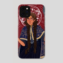 Child of Moon - Phone Case by Karla (Syv) Solorio