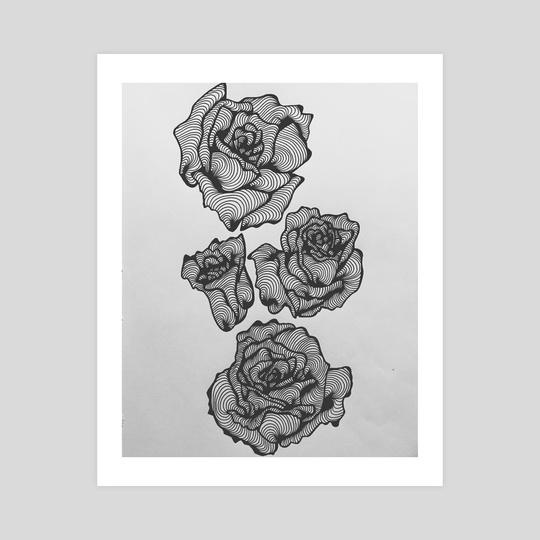 Roses II by Juan Martinez