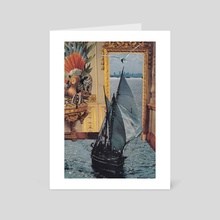 Port - Art Card by Lerson