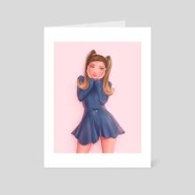 rom - Art Card by samreen