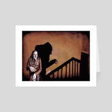A Symphony of HORROR - Art Card by Rouble Rust