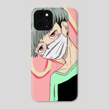 B00 // Original Character - Phone Case by Clara Arcos