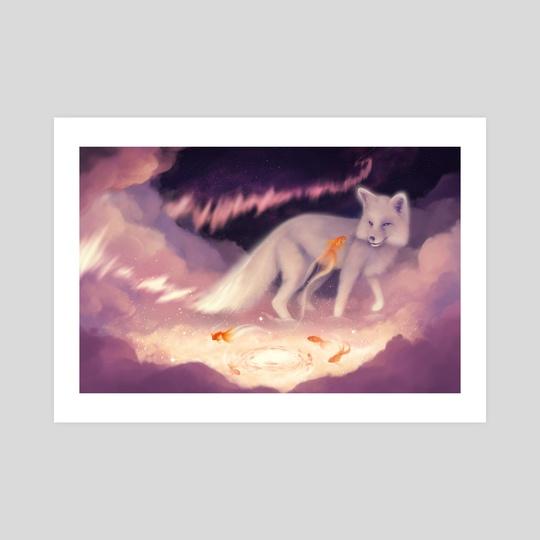 Star Traveler by Aurora Lion