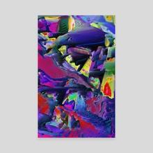 Take a Wok - Canvas by Farris Knudsen