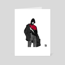 Vetements 4 - Art Card by Ben Harrison