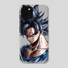 goku - Phone Case by Sumutemu