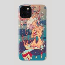 Life Is You - Phone Case by Tiffa Minsal