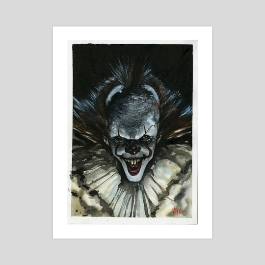 Pennywise smile by Tirso Cons