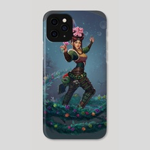 Nature Survives - Phone Case by Gustavo Torqueto