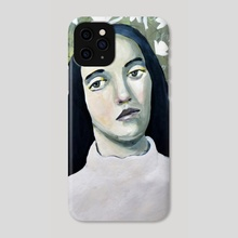 Beauty of Innocence - Phone Case by Misty  Mawn